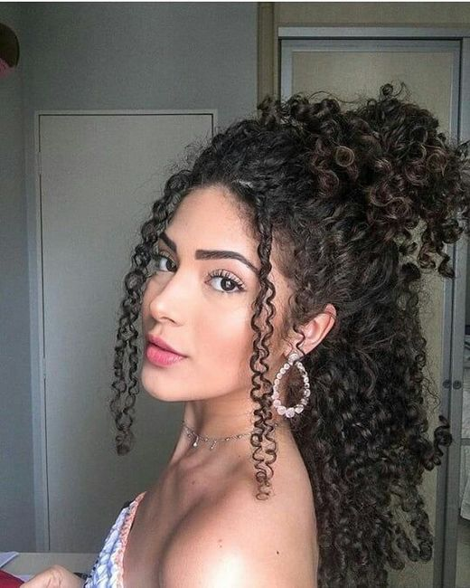 Calling all natural curly girls!!! 3