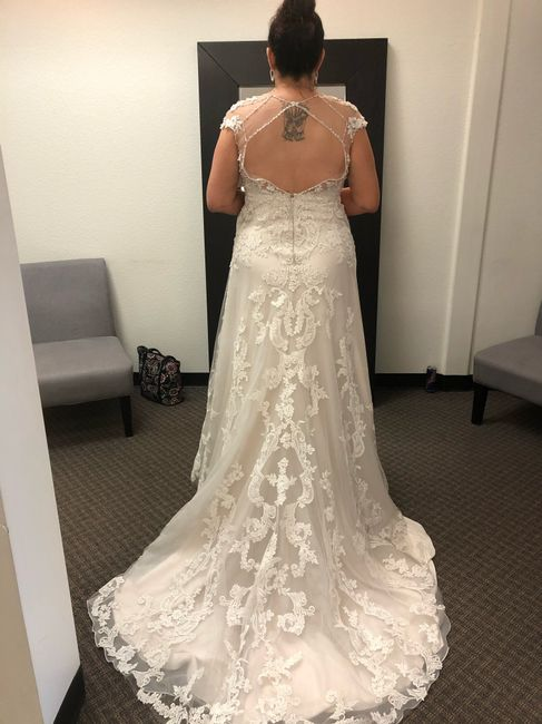 Other gowns i tried on! 10
