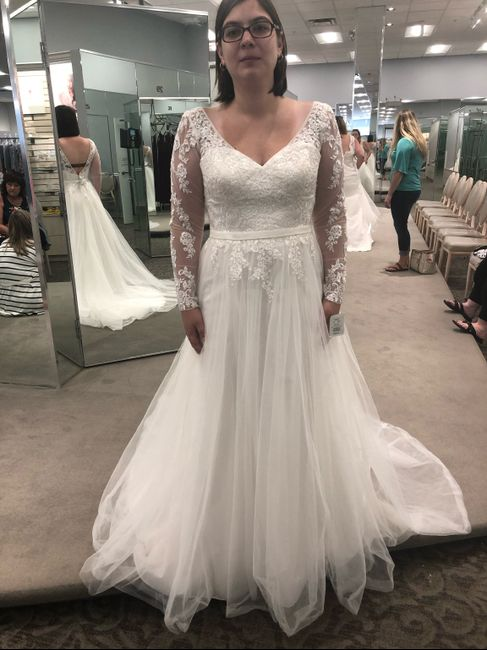 Said Yes to The Dress! 1