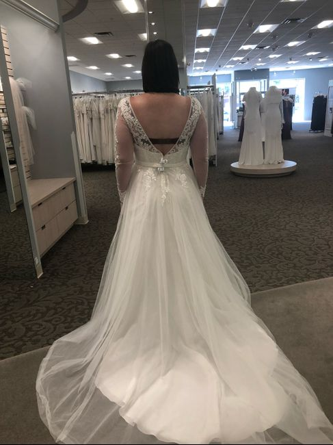Said Yes to The Dress! 3