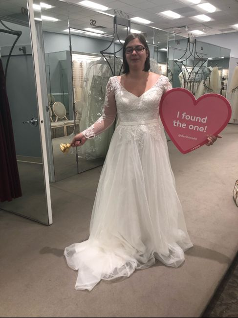 Said Yes to The Dress! 4