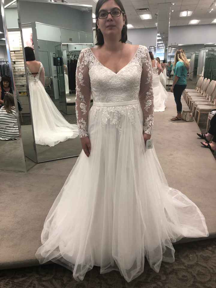 Said Yes to The Dress! - 1