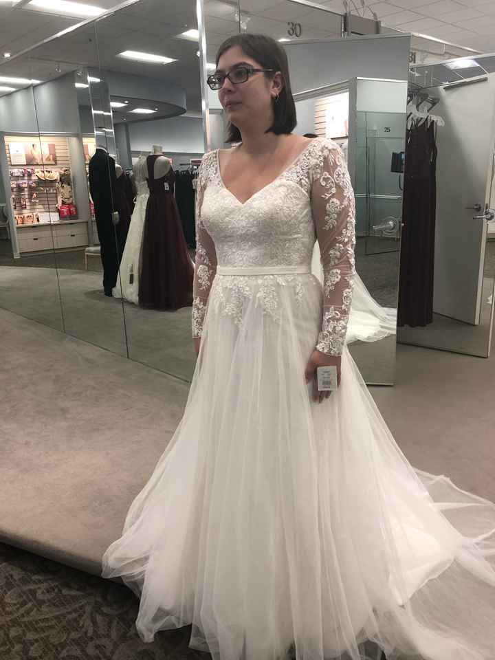 Said Yes to The Dress! - 2