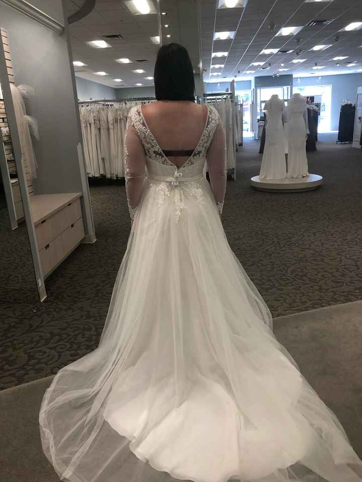 Said Yes to The Dress! - 3