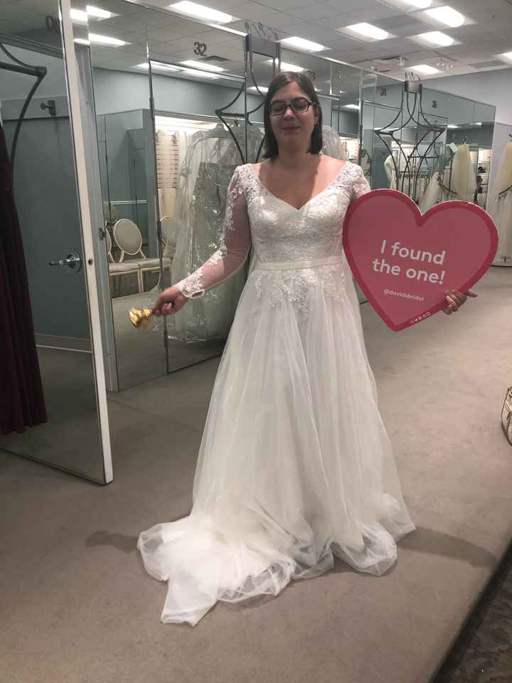 Said Yes to The Dress! - 4