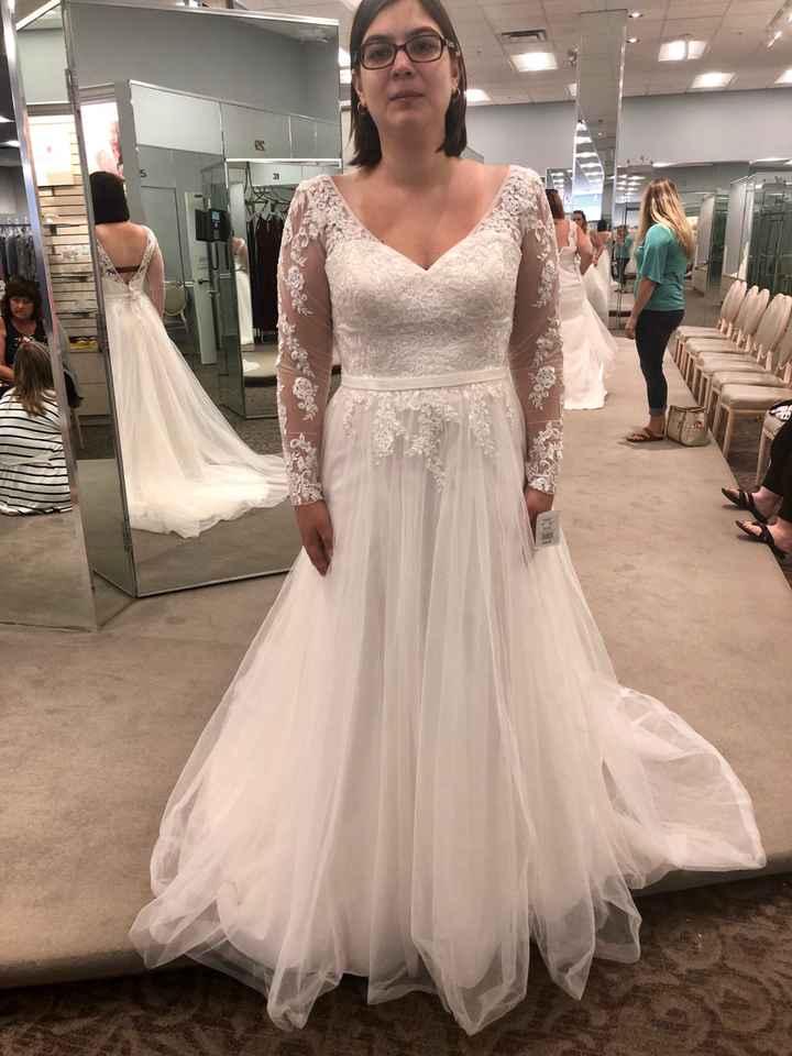 Show me your dresses! - 1