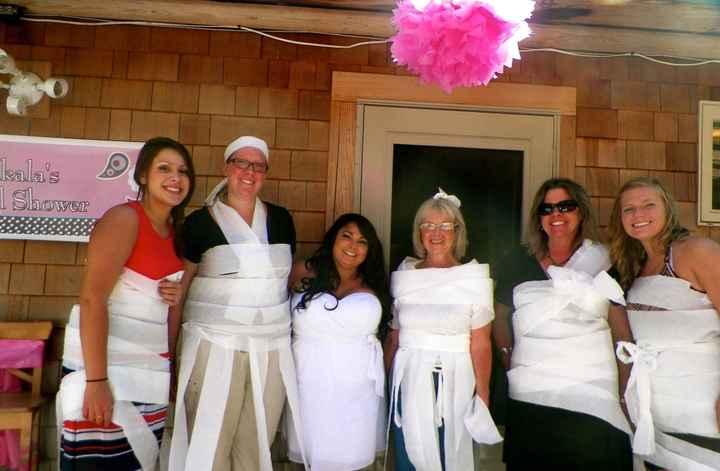 Bridal Shower! (photos)