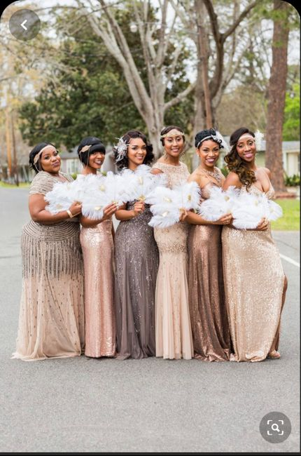 Let hear about your wedding vibe/theme ladies 😊 16