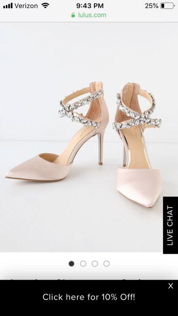 Wedding shoes! 11