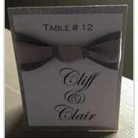 Show me your table numbers !