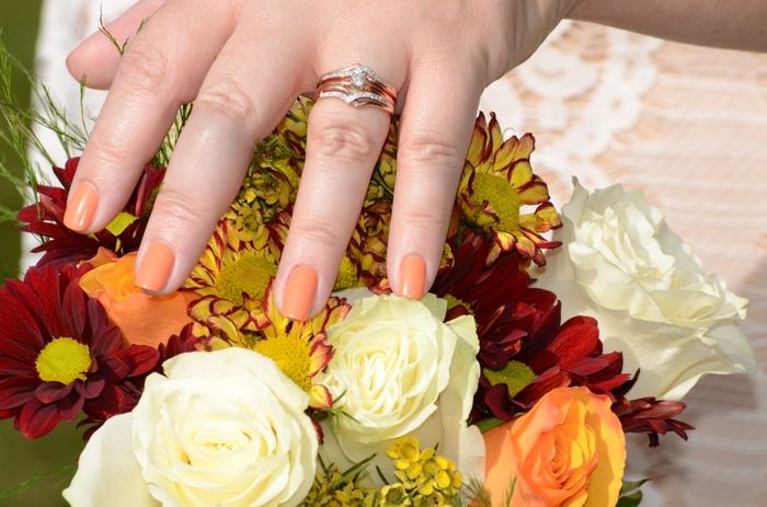 Wedding Nails: Bold or Subtle? 3