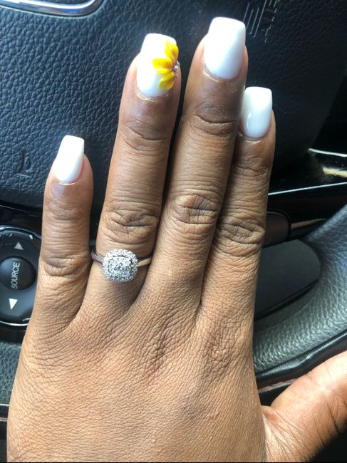 Show off that ring !!! 💍💍💍💍🥂🥂🥂 13