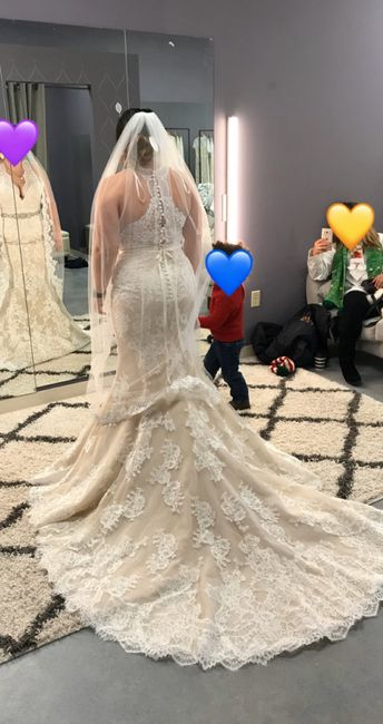 What to do with wedding dress 2