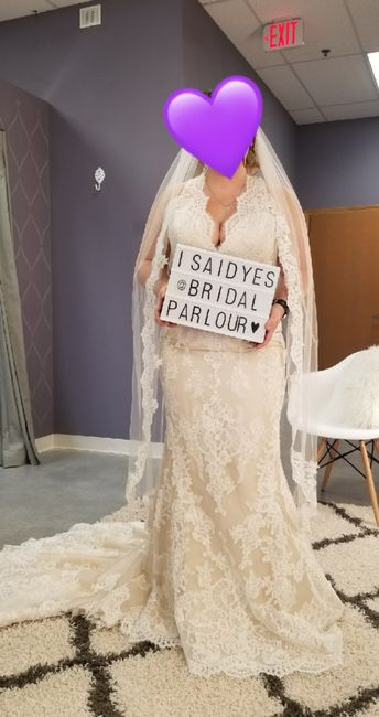 What to do with wedding dress 1