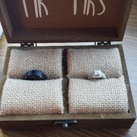 Our wedding bands! - 1
