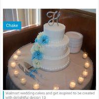 Which cake design? - 1