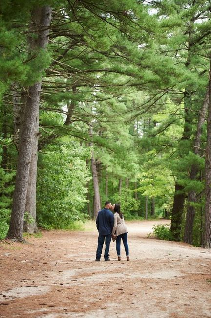Where are you taking your engagement pictures? 12