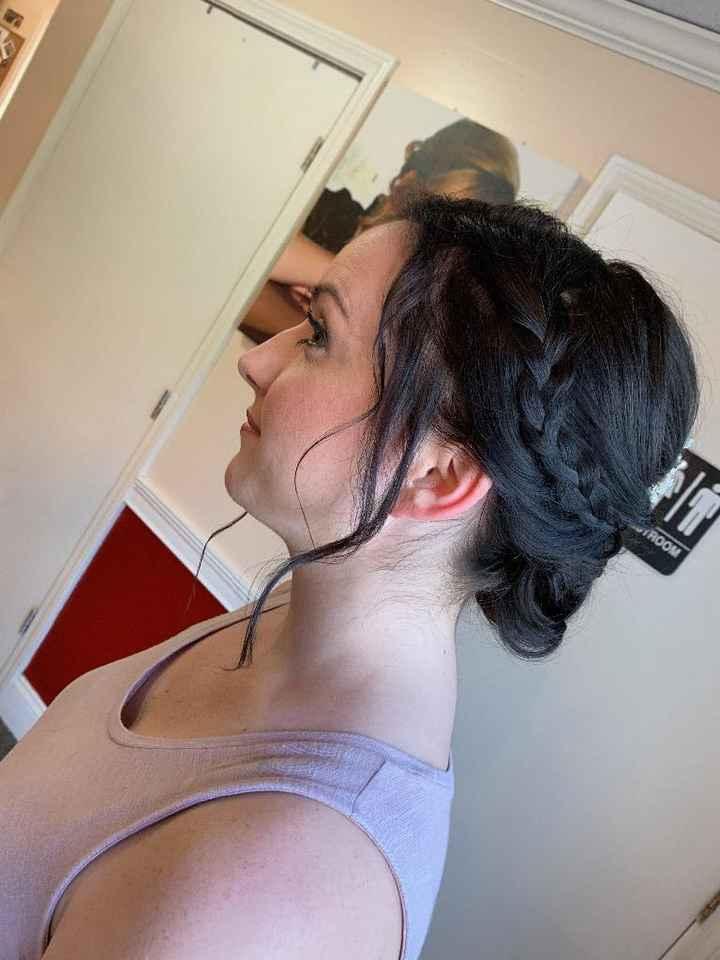 Loving the braid!