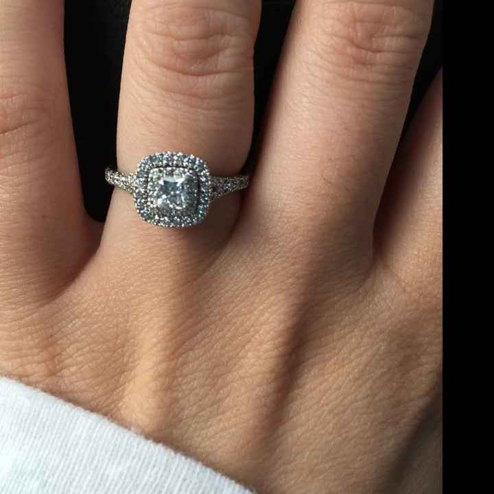 Engagement rings?