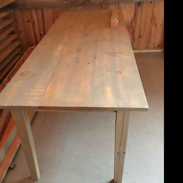 Farm table centerpieces? Help! - 1