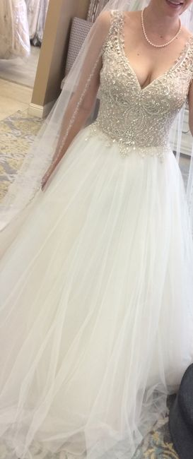 i said yes to my dress!! 1