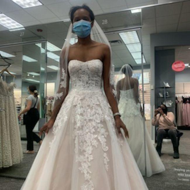 Help! can't decide between 2 dresses! 6