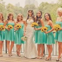 Planning a wedding after my wedding -ideas wanted, especially spring or turquoise color schemes