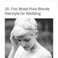 Short Haired Bride - 1