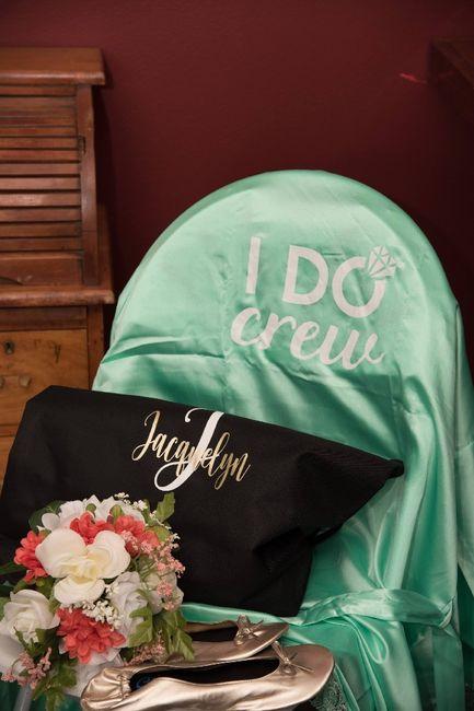 What do my Bridesmaids buy? 1
