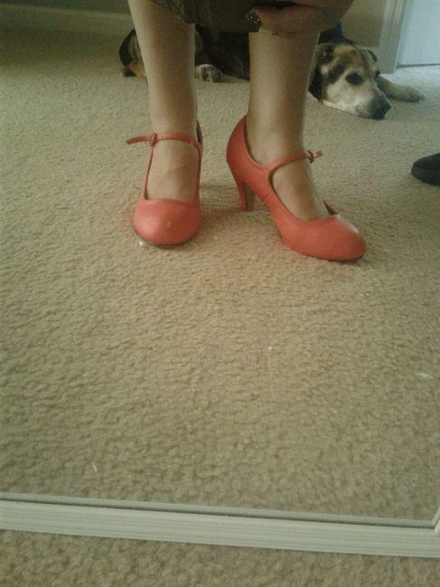 Wedding shoe choices!? 2