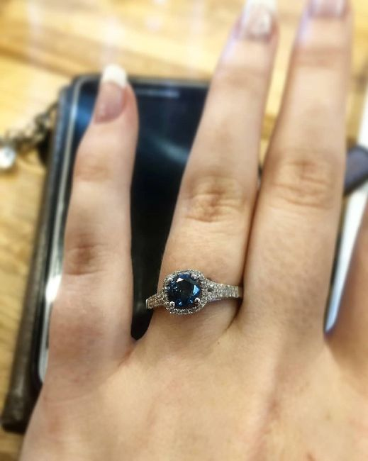 Did you pick your ring or were you completely surprised? 5