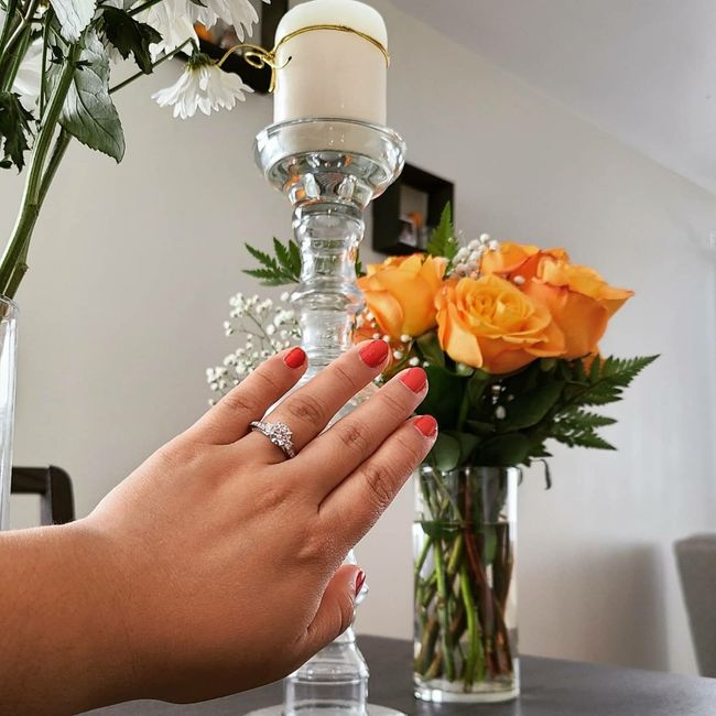 2023 Brides - Show us your ring! 14