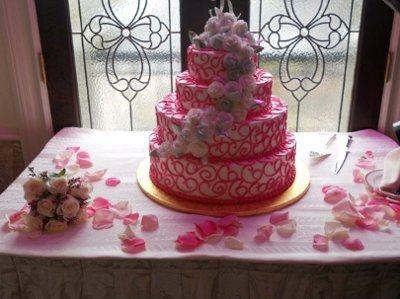 Wedding cakes* I wanna see pics!