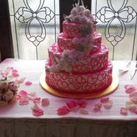 Wedding cakes* I wanna see pics!