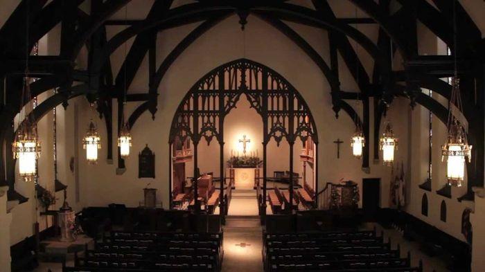 Church/how Brides: Show off Your Venue! 6