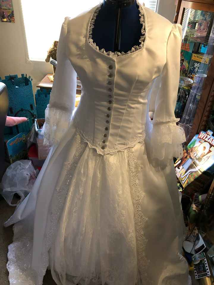 The Journey Begins: Making My Dress! - 1