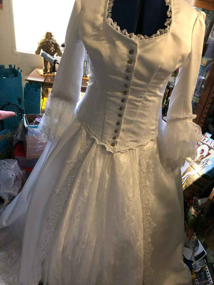 The Journey Begins: Making My Dress! - 2