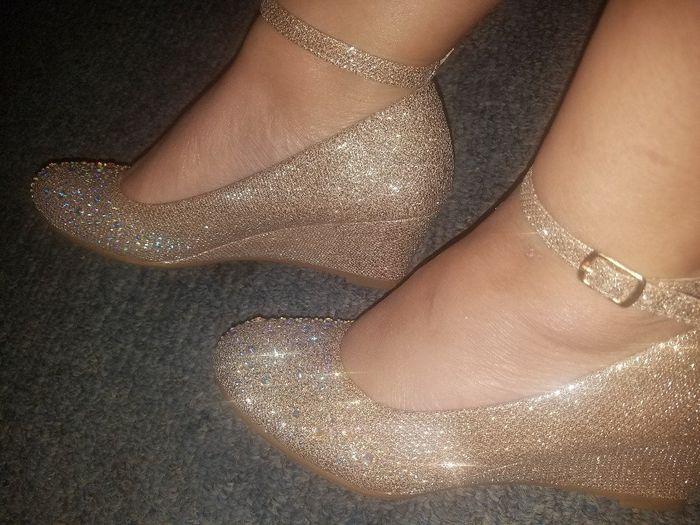 Wedding shoes! 5