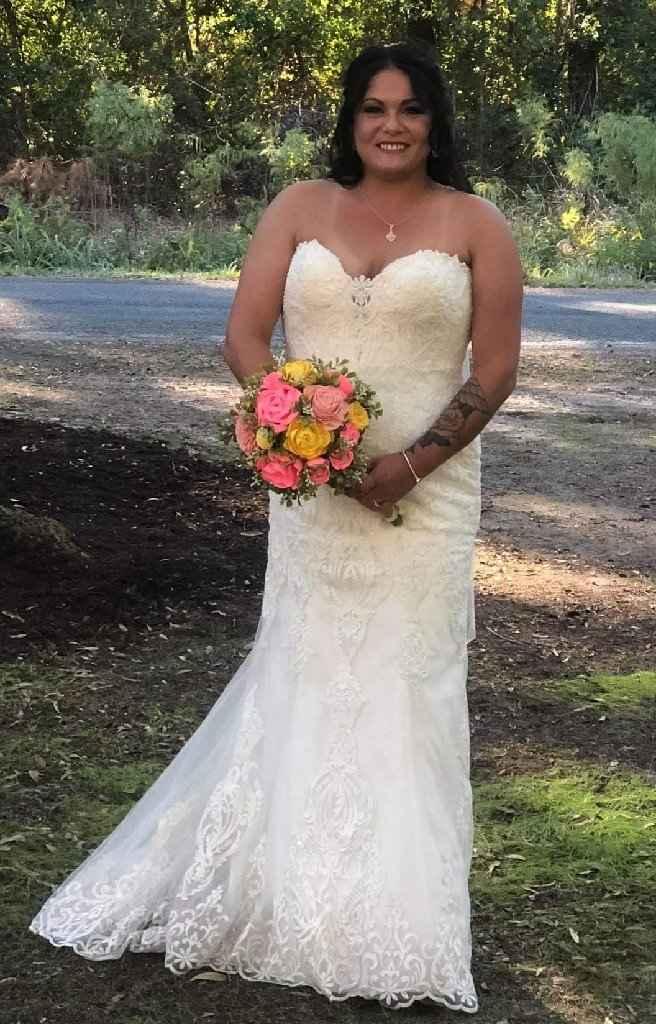 Bam!!! Non pro, very Pic Heavy! 10/12/19! My diy wedding! - 2