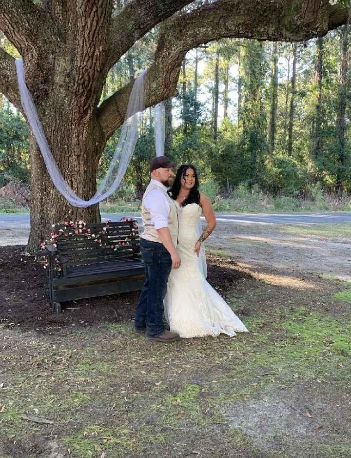Bam!!! Non pro, very Pic Heavy! 10/12/19! My diy wedding! - 4