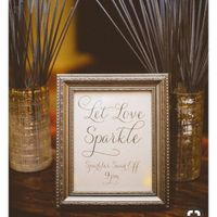 Sparkler (for exit) and Program Fan containers - 1
