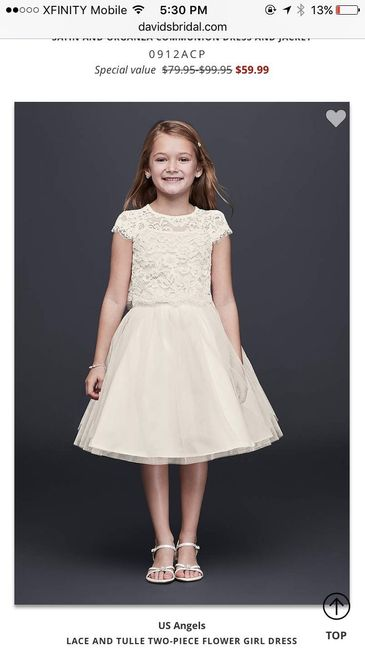 f5b20b8bbf6 Weddingwire Flower Girl Dresses