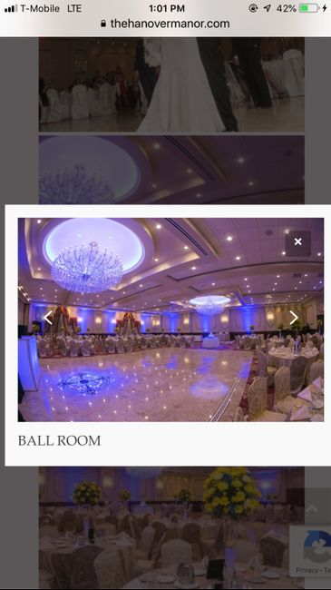 Let's see where you're getting married! Show off your wedding venue!! 39