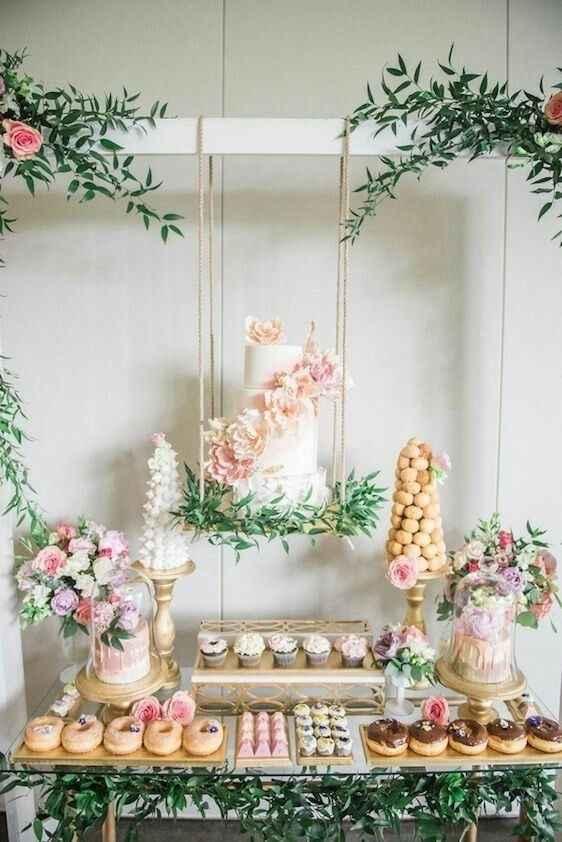 i need inspiration for dessert table/cake! - 2