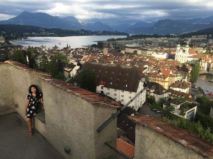 Paris and Switzerland - 9