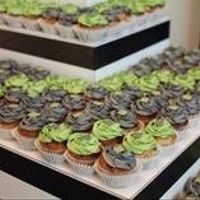 How are you displaying your cupcakes?