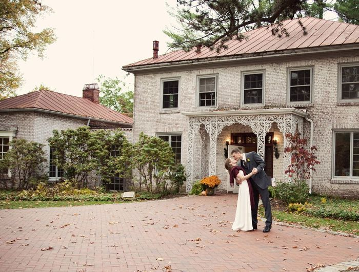 Show us your wedding venue! 5