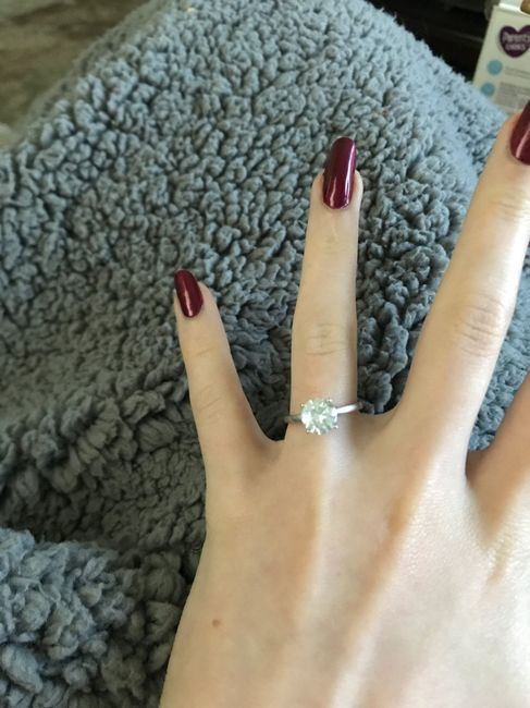 Does your engagement ring color mean anything? 3