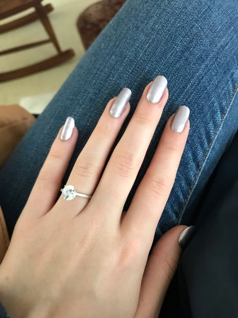 absolutely in love with my Ring. 8
