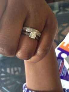 Post your wedding set